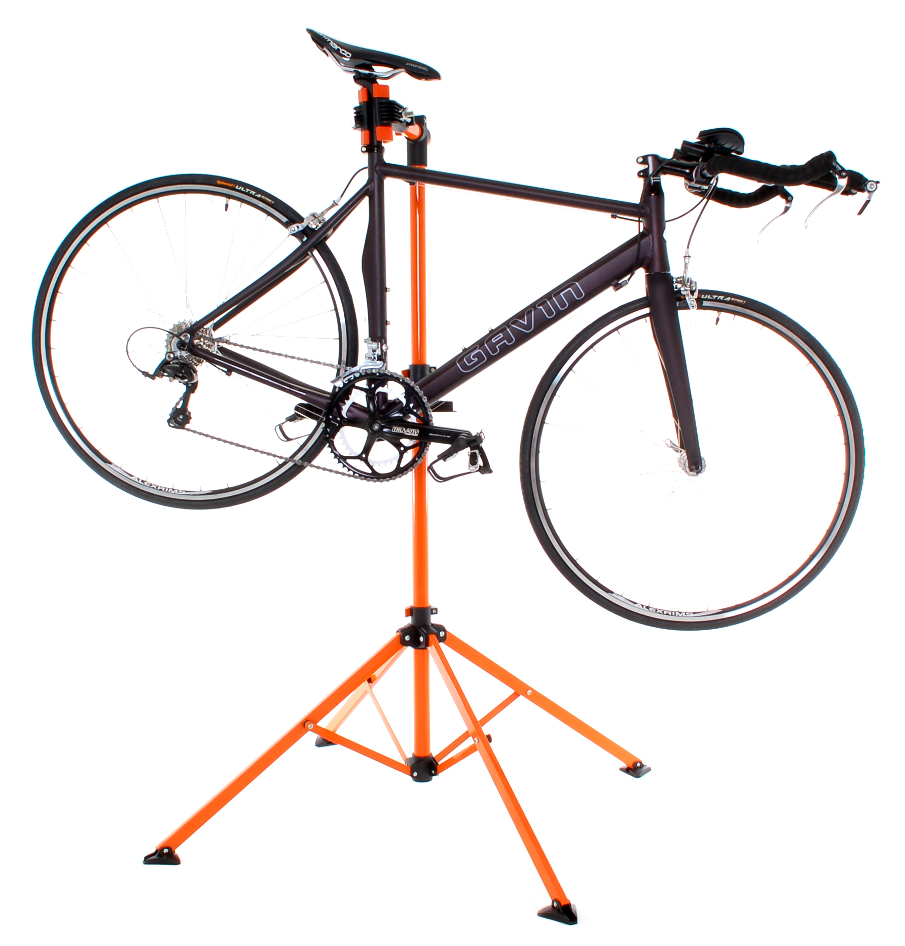 Conquer Portable Home Bike Repair Stand Adjustable Height