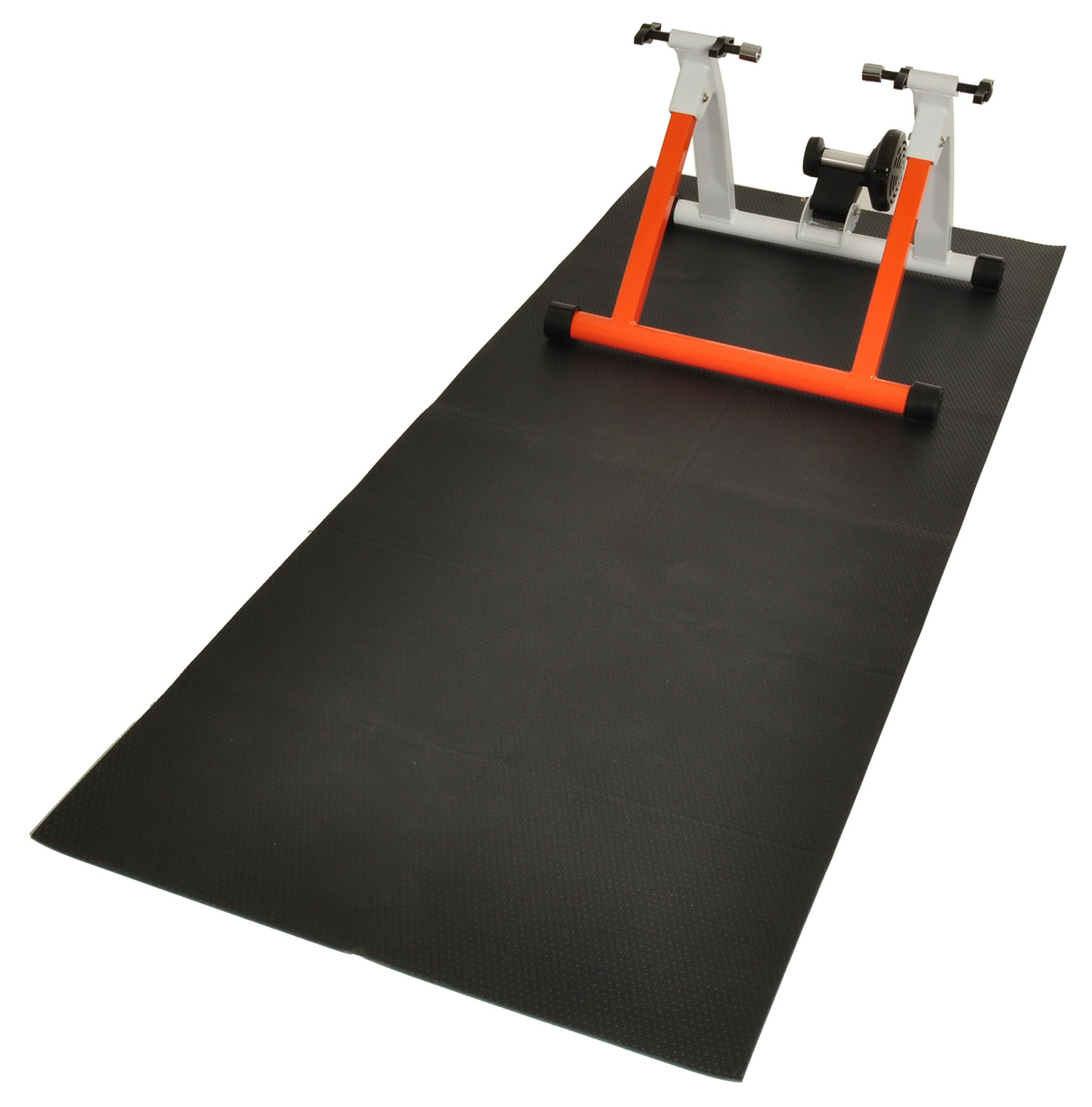 exercise machine floor mat