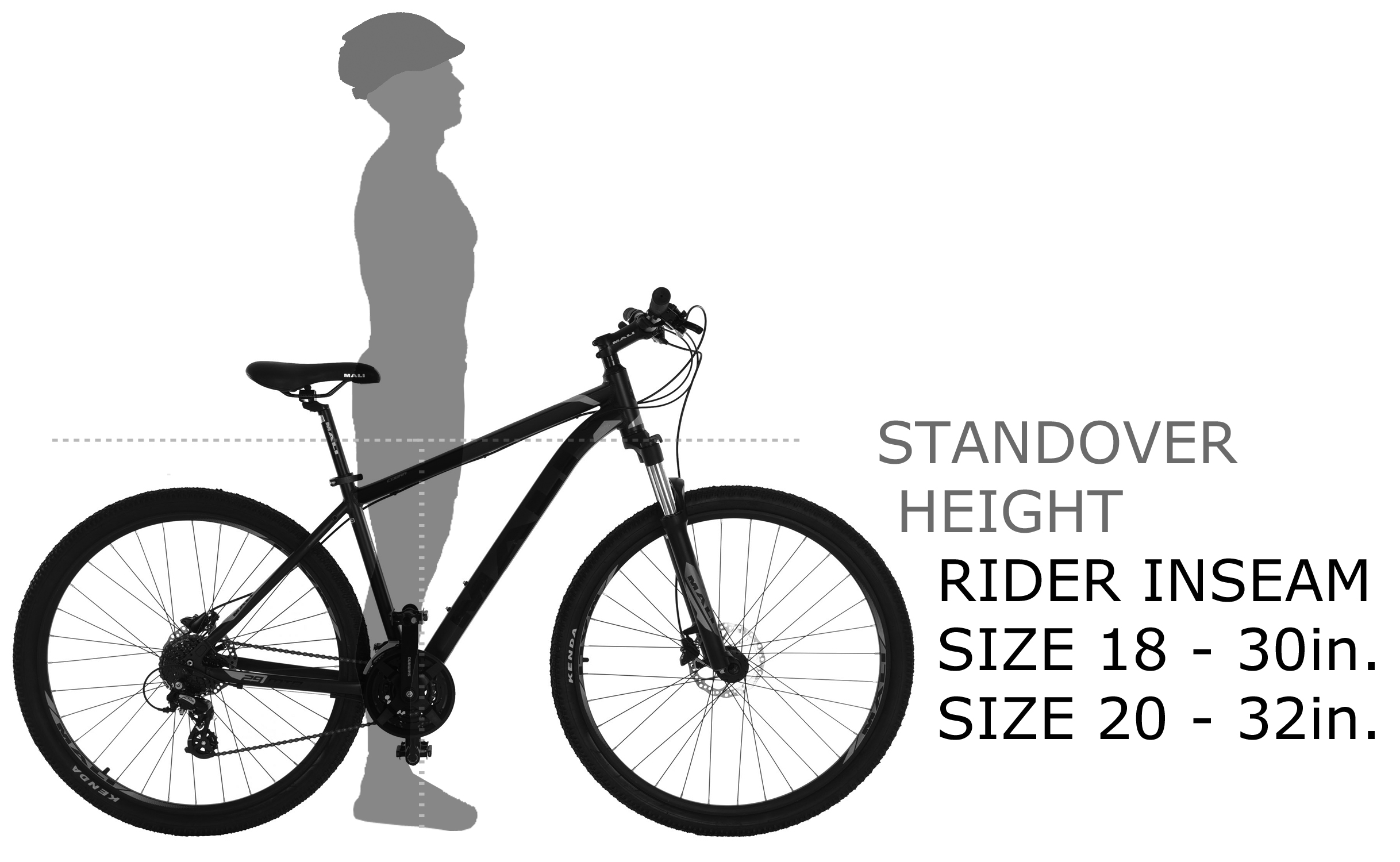 thumbnail 11 - COBRA 29er Mountain Bike 24 Speed MTB with 29-Inch Wheels