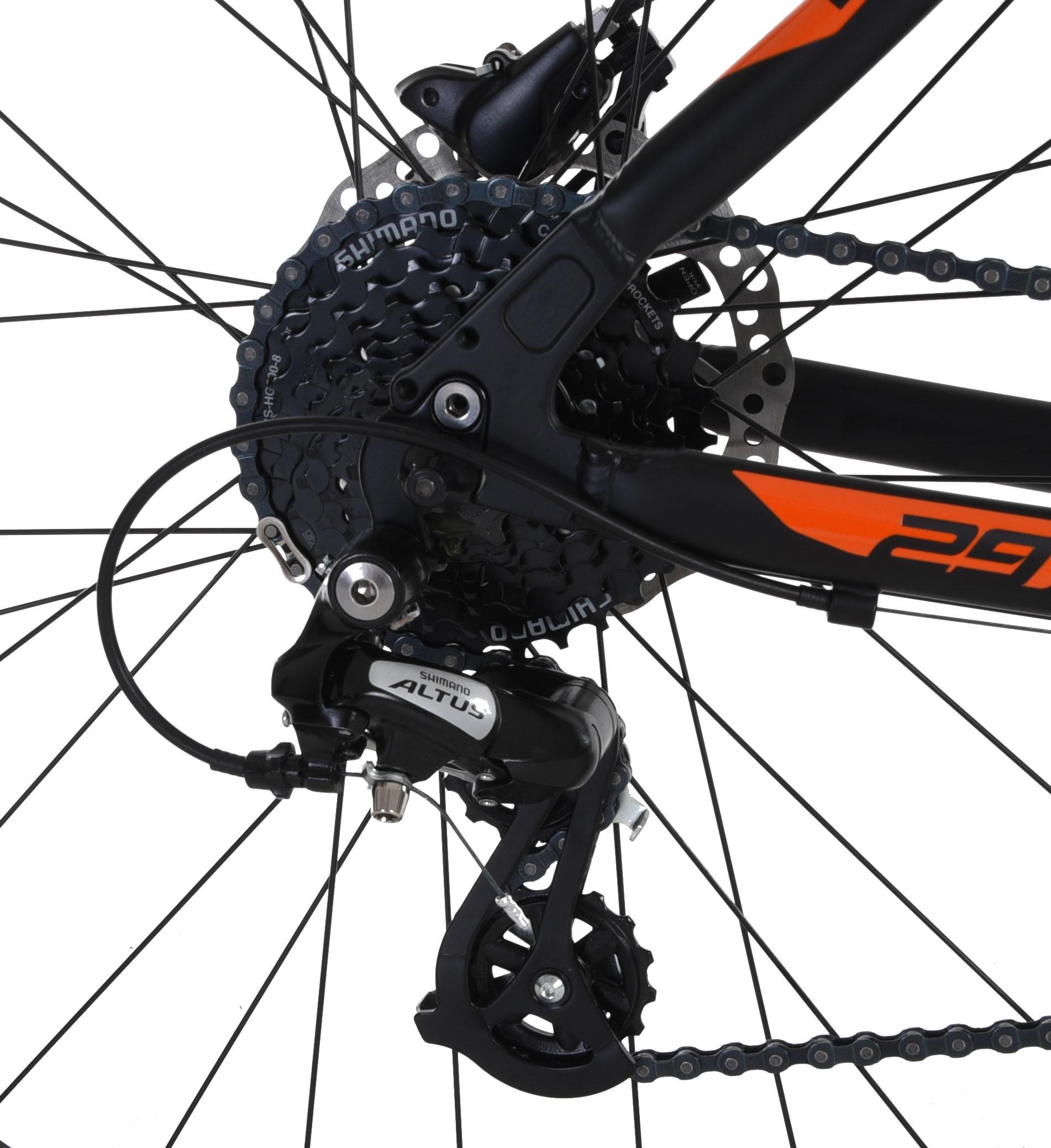 thumbnail 15 - COBRA 29er Mountain Bike 24 Speed MTB with 29-Inch Wheels