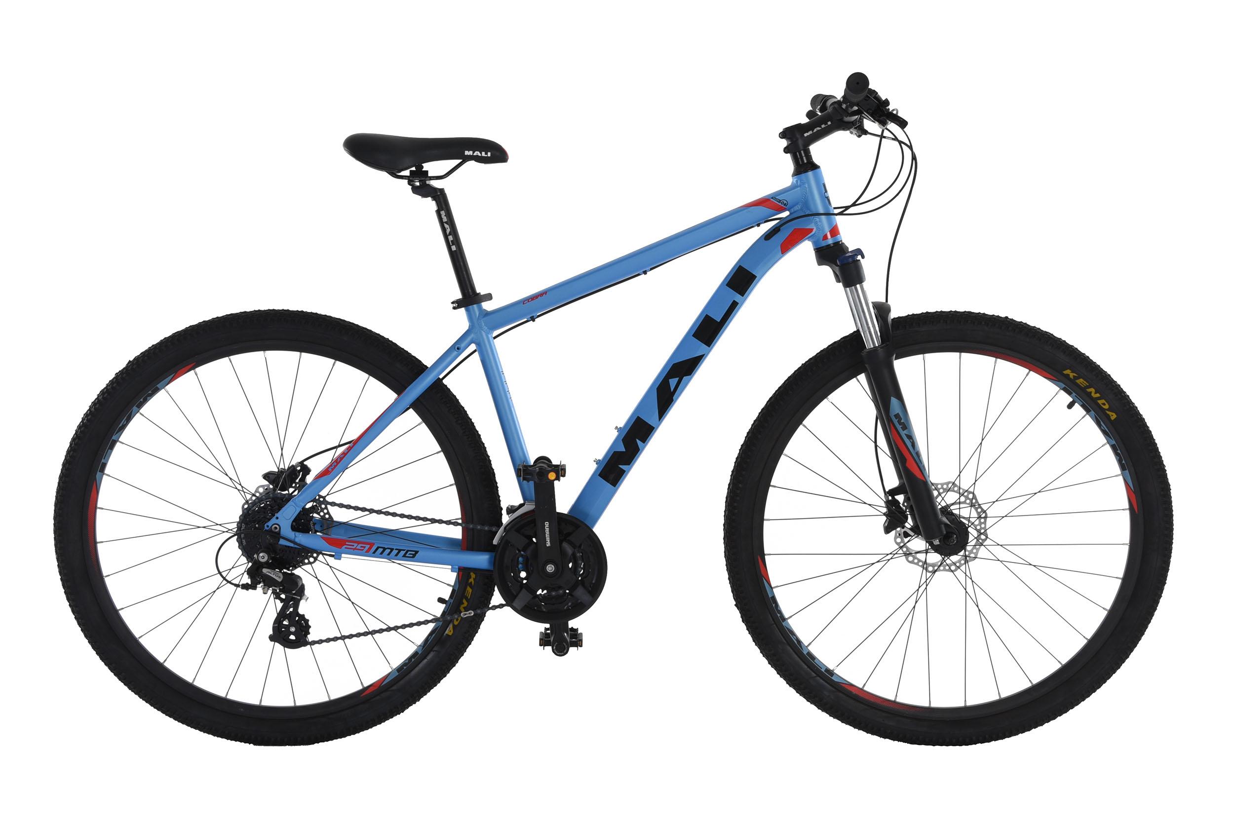 thumbnail 21 - COBRA 29er Mountain Bike 24 Speed MTB with 29-Inch Wheels