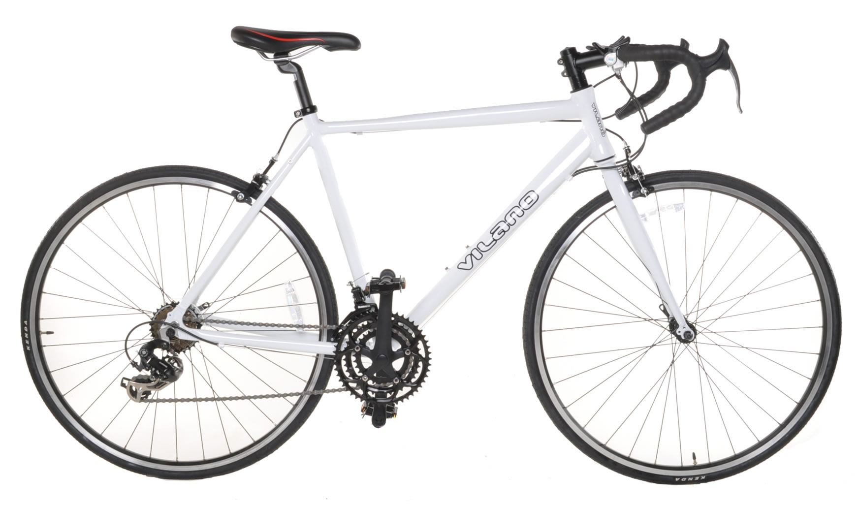 Vilano Aluminum Road Bike 21 Speed Shimano White 54cm Medium | eBay