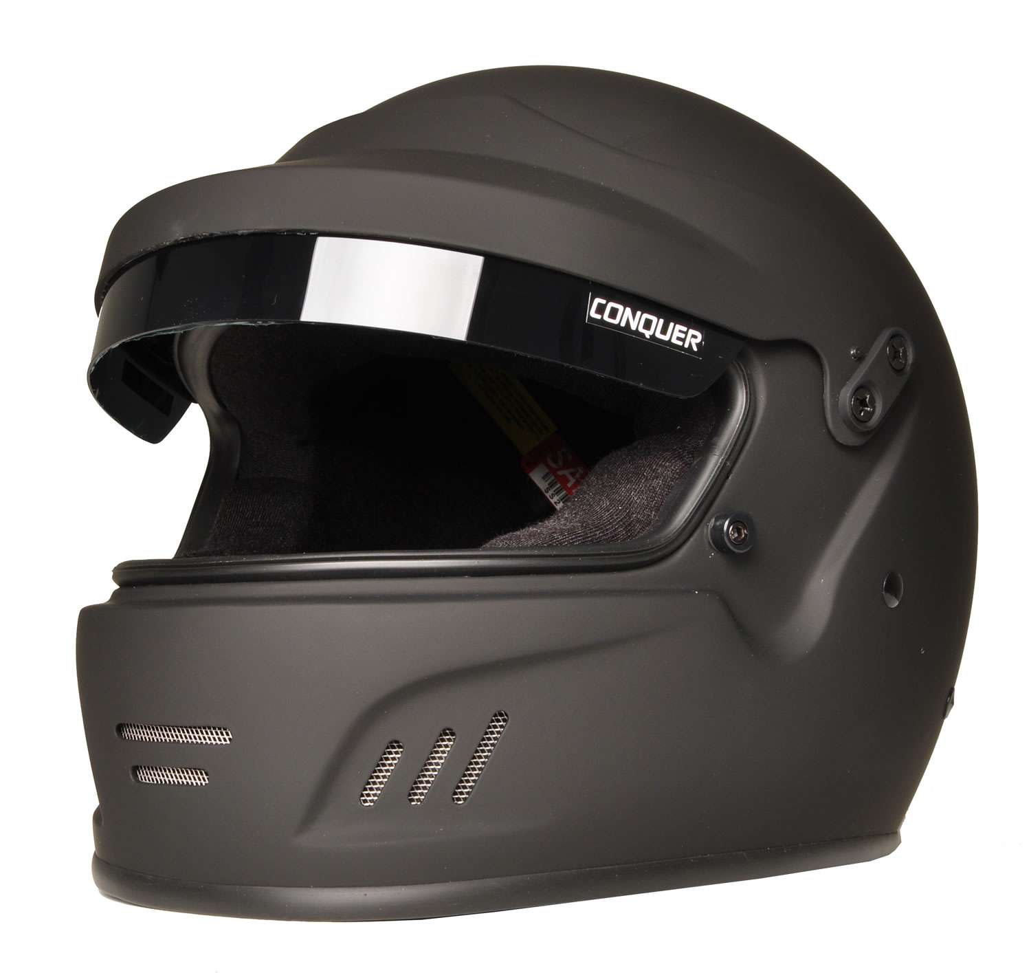 Conquer Full Face Rally Racing Helmet Snell SA2015 FF