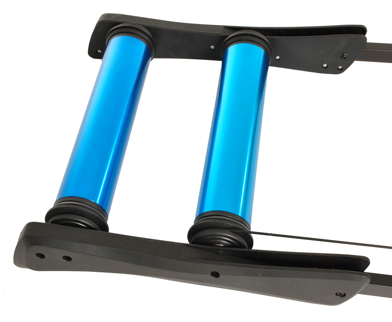 Conquer Indoor Bicycle Cycling Roller Trainer Foldable Ebay