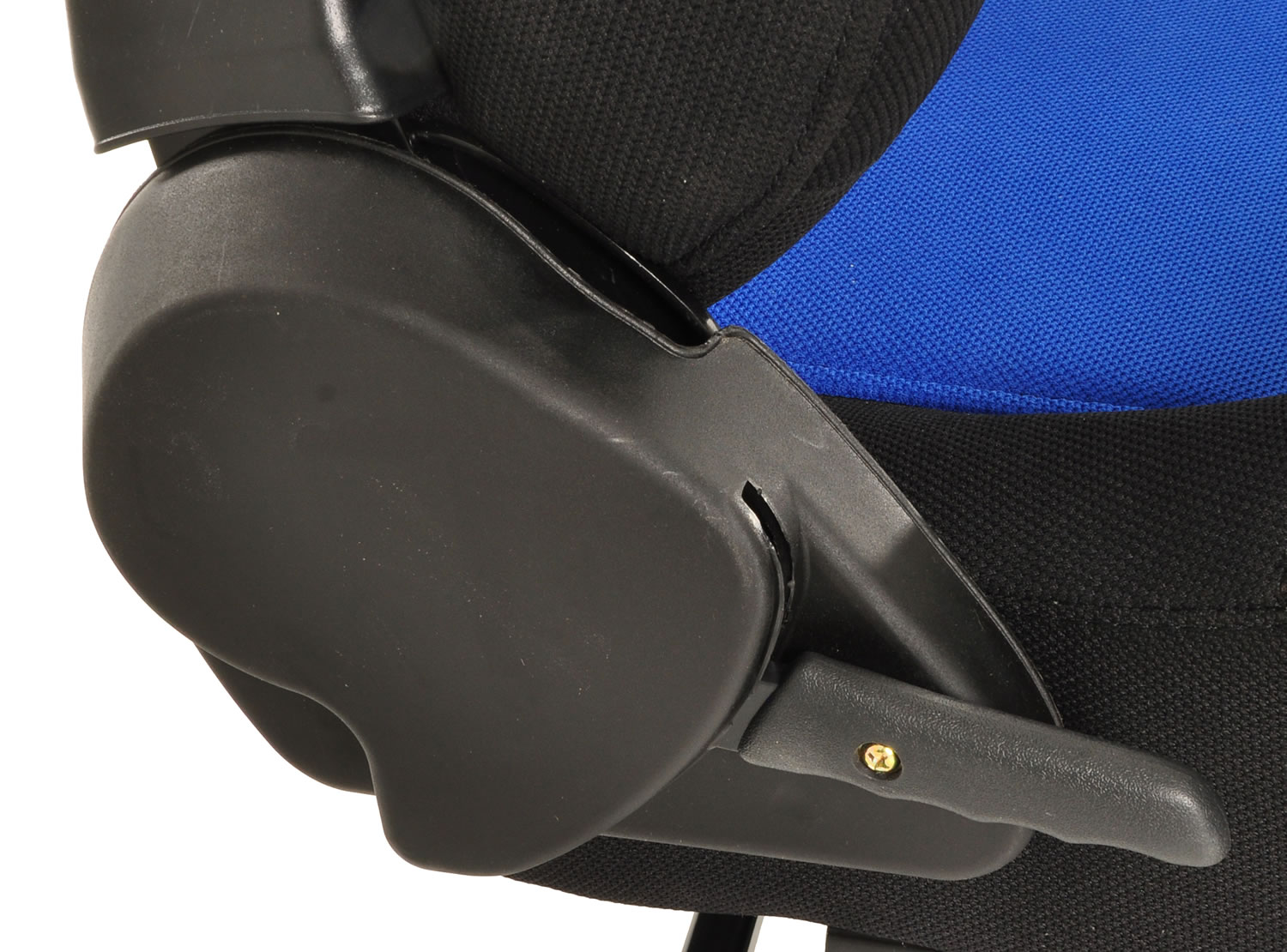 Conquer-Racing-Simulator-Cockpit-Driving-Seat-Reclinable-with-Gear-Shifter-Mount miniatuur 18