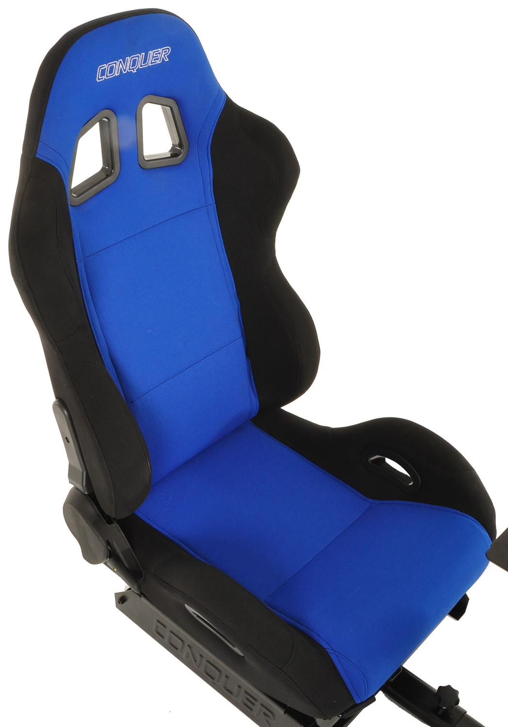Conquer-Racing-Simulator-Cockpit-Driving-Seat-Reclinable-with-Gear-Shifter-Mount miniatuur 19