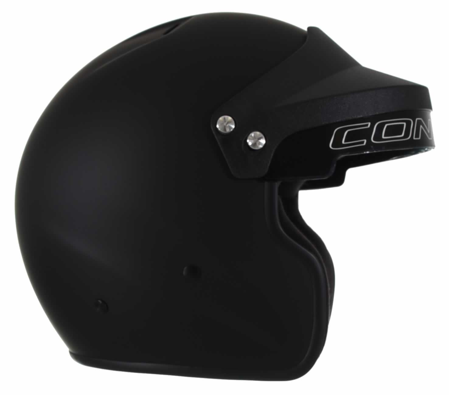 Conquer-Snell-SA2015-Approved-Open-Face-Racing-Helmet thumbnail 16