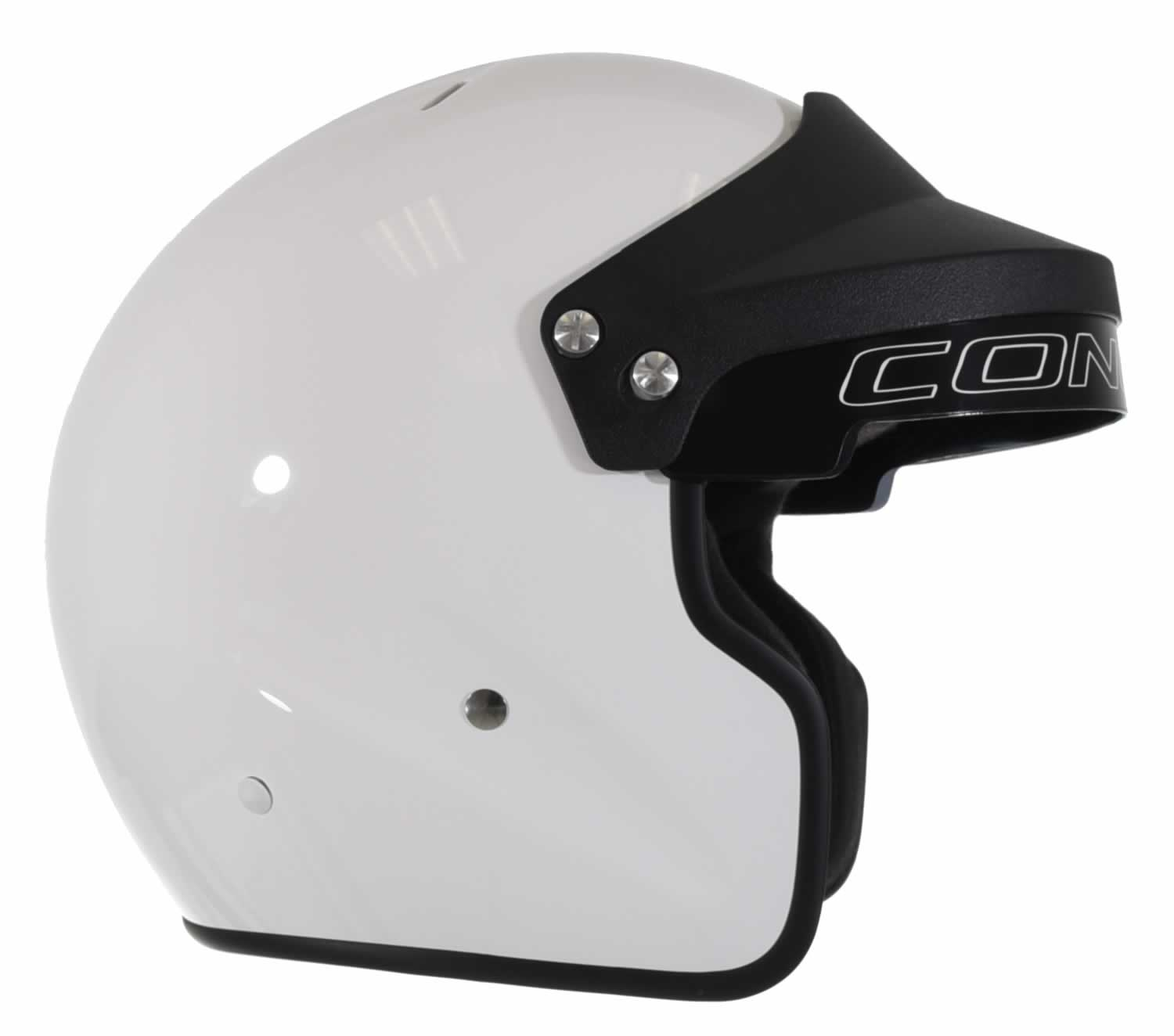 Conquer-Snell-SA2015-Approved-Open-Face-Racing-Helmet thumbnail 9