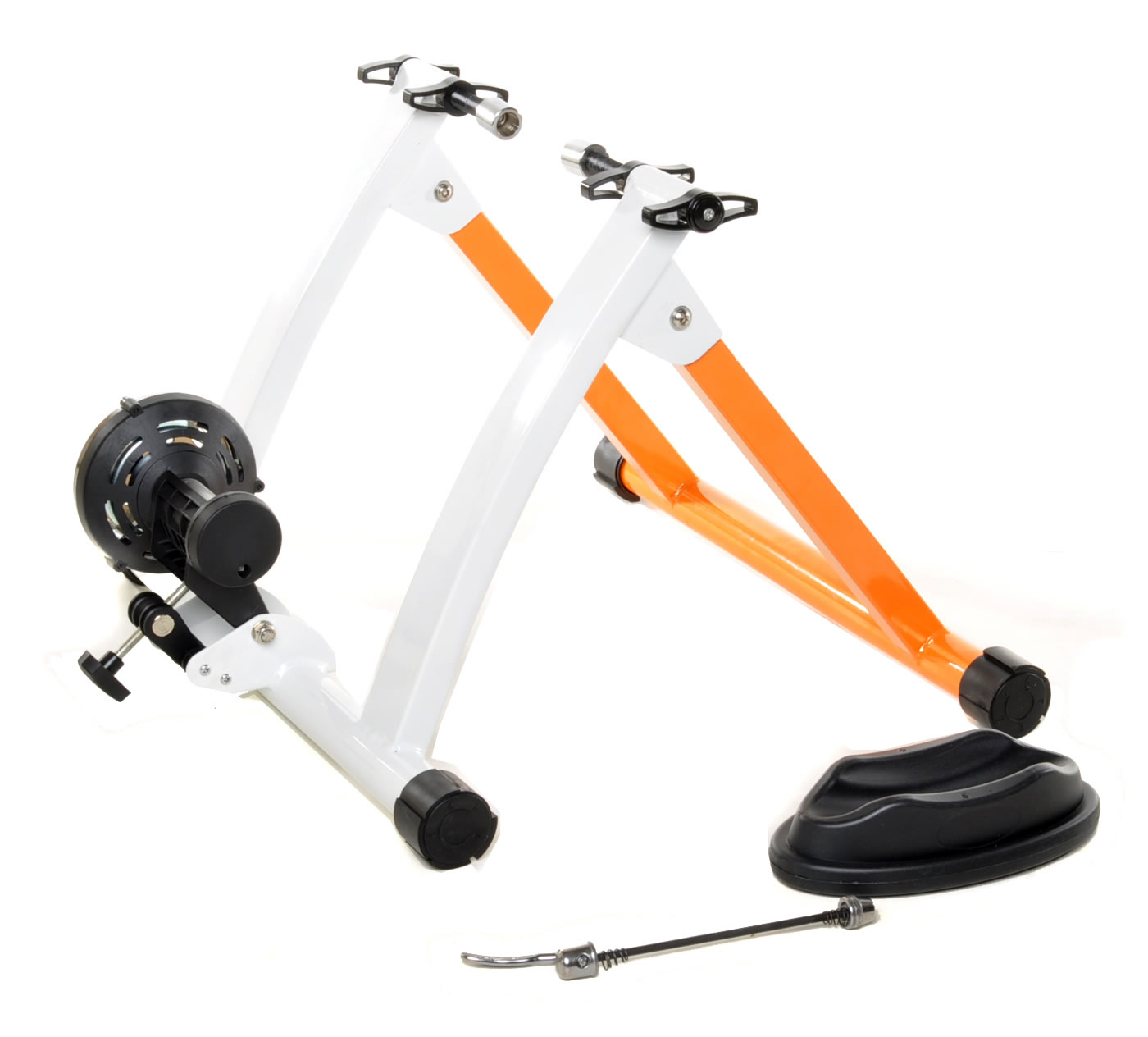 ec4402e649 Conquer Indoor Bicycle Cycling Trainer Exercise Stand | eBay