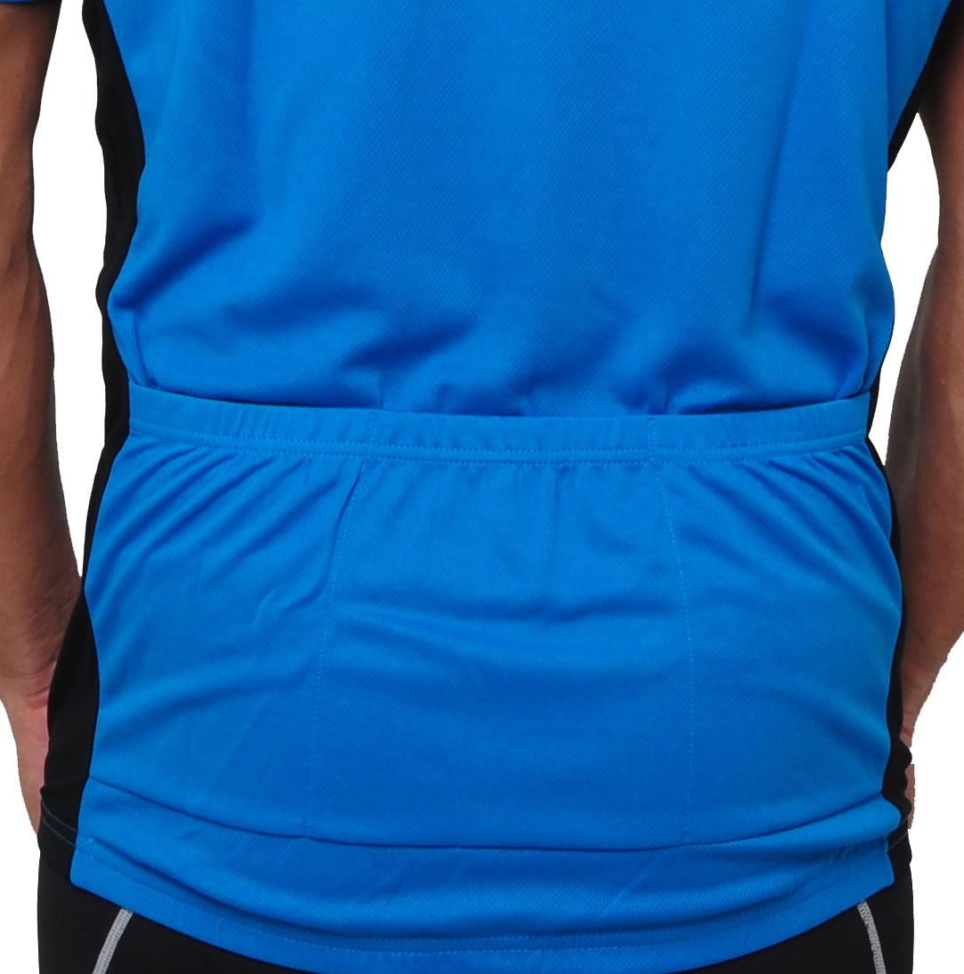 Men-039-s-Short-Sleeve-Cycling-Jersey-Road-MTB thumbnail 8