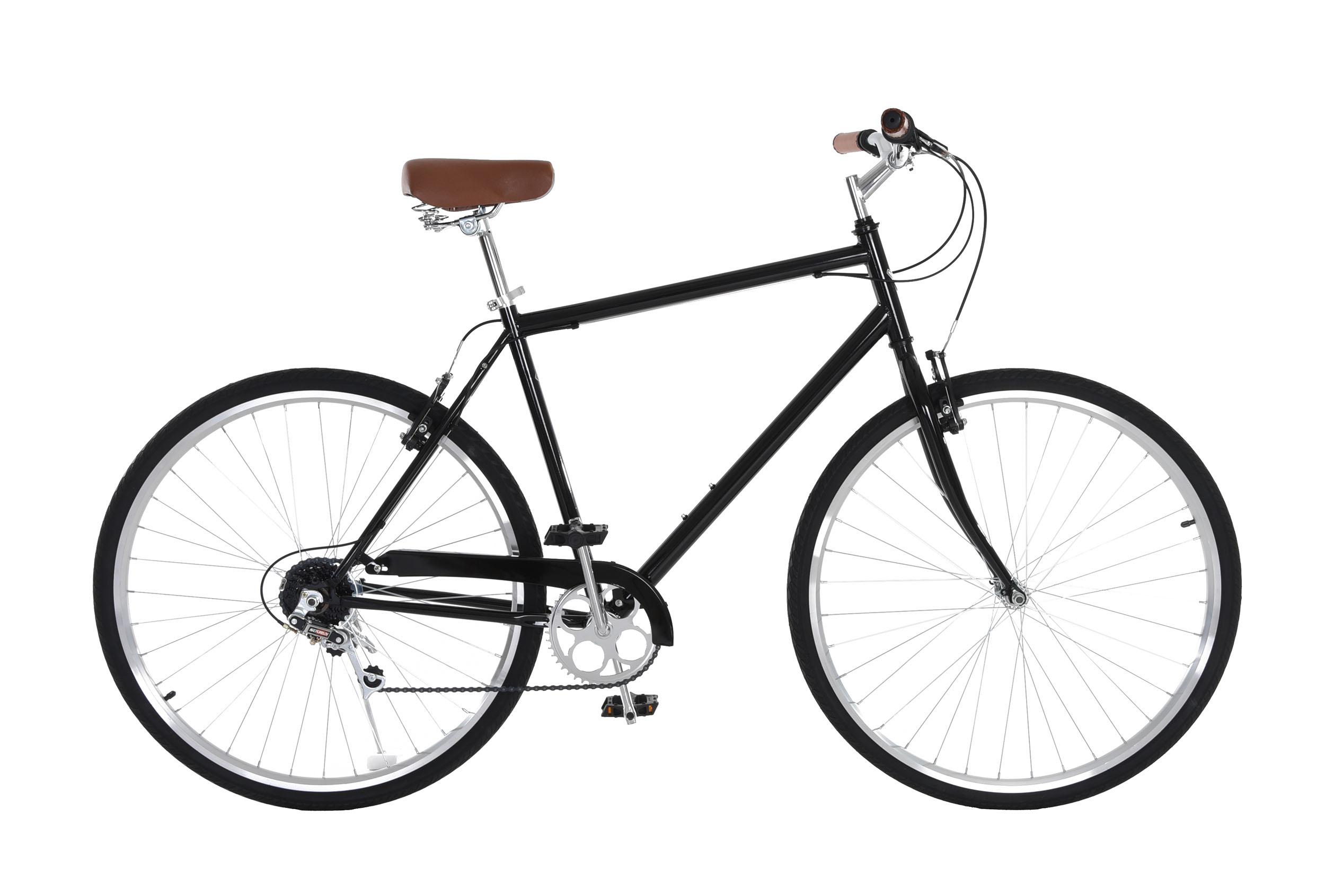 Vilano Vilano Mens Hybrid Bike 700c Retro City Commuter